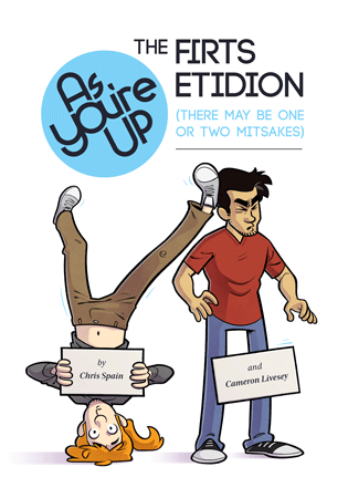 As You're Up: The Firts Etidion