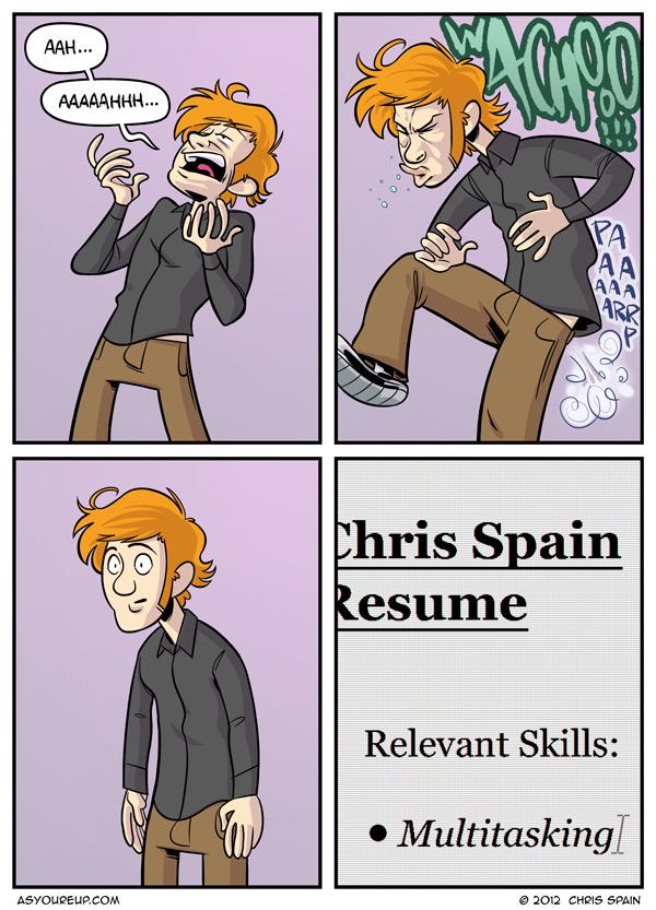 skills amp abilities for resume